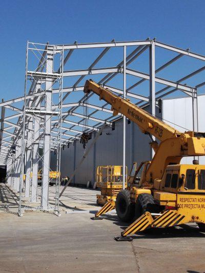 Construcții industriale