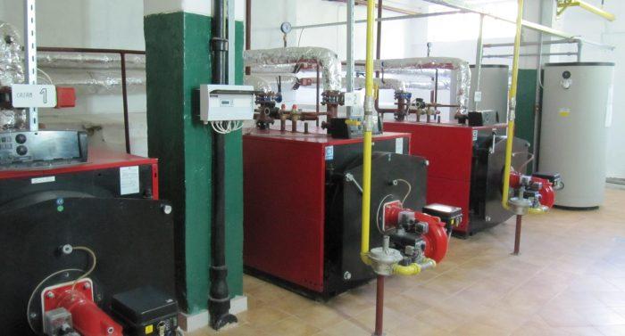Proiectarea si executarea centralelor termice si electrice